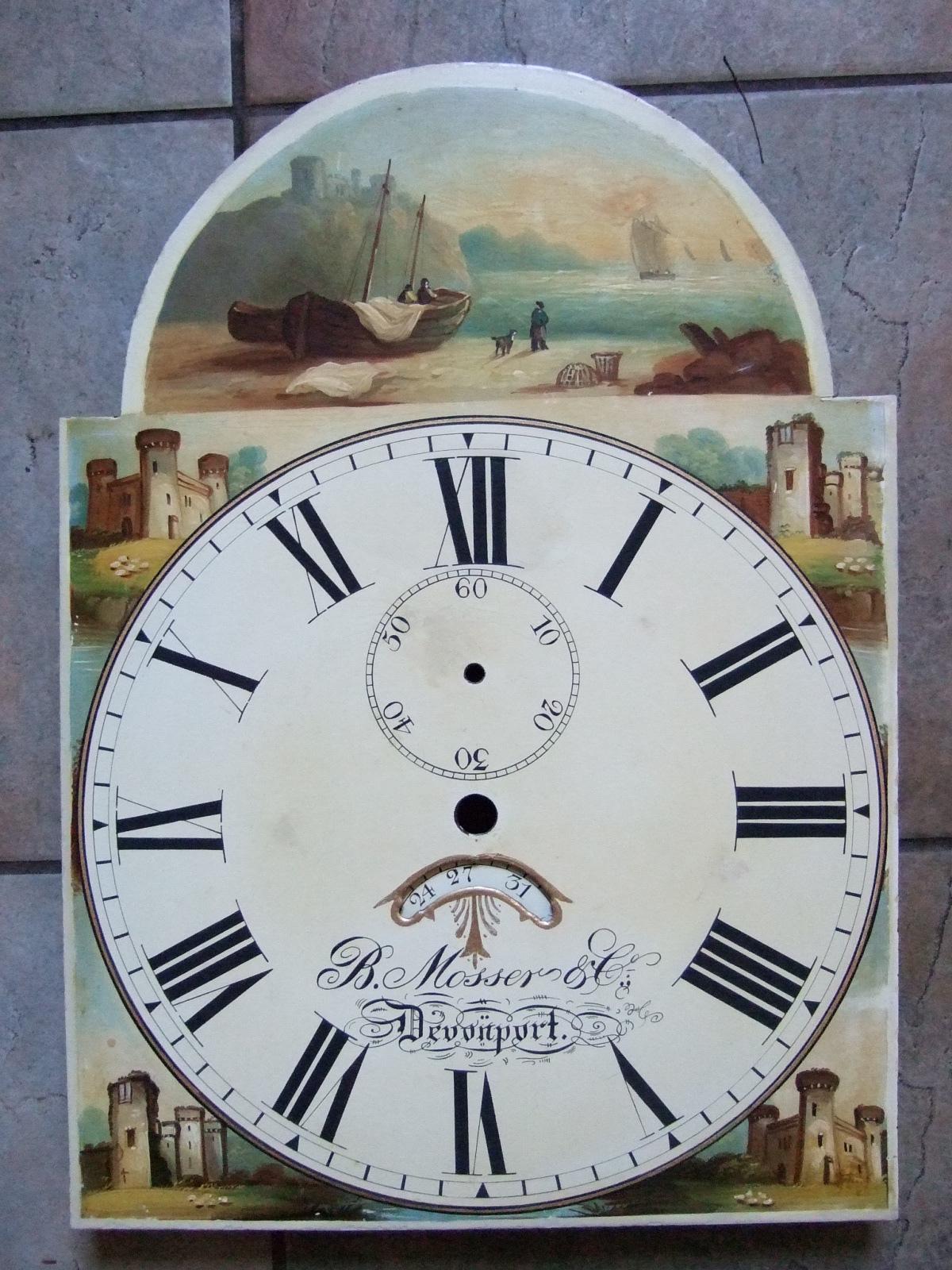 S J Bean Antique Clocks Amp Dial Restoration Amp Sales Lincoln